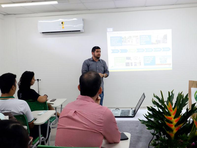 II Semana do Meio Ambiente do IFCE de Paracuru