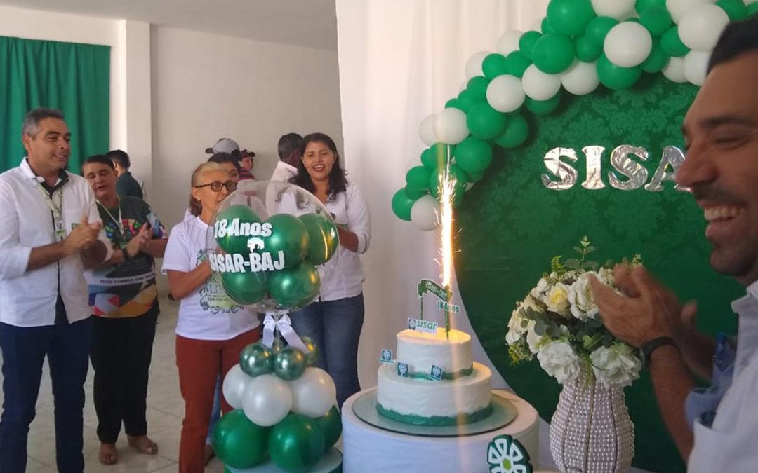 Sisar de Acopiara completa 18 anos de fundação
