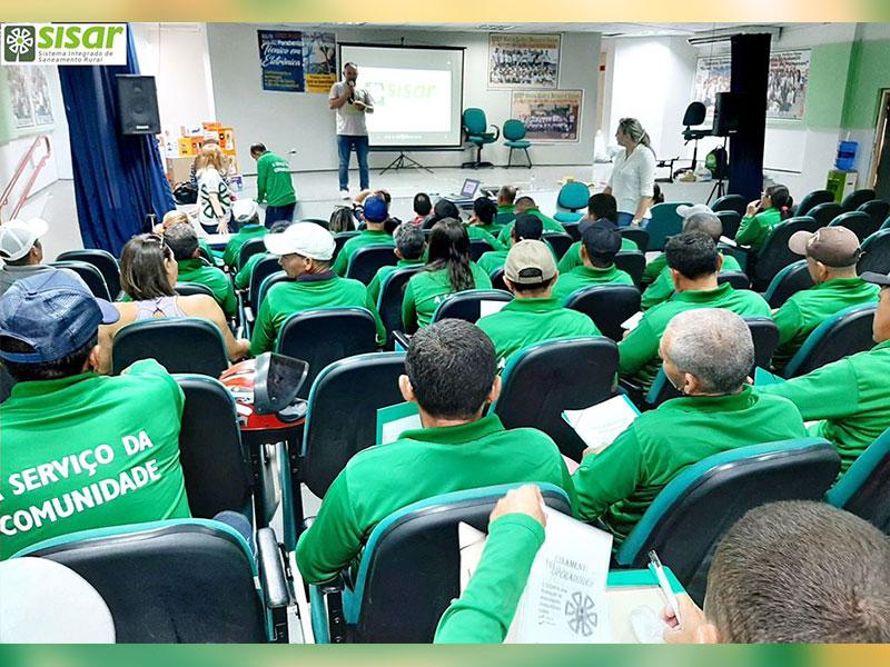 Treinamento Operadores 2019 SISAR de Crateús