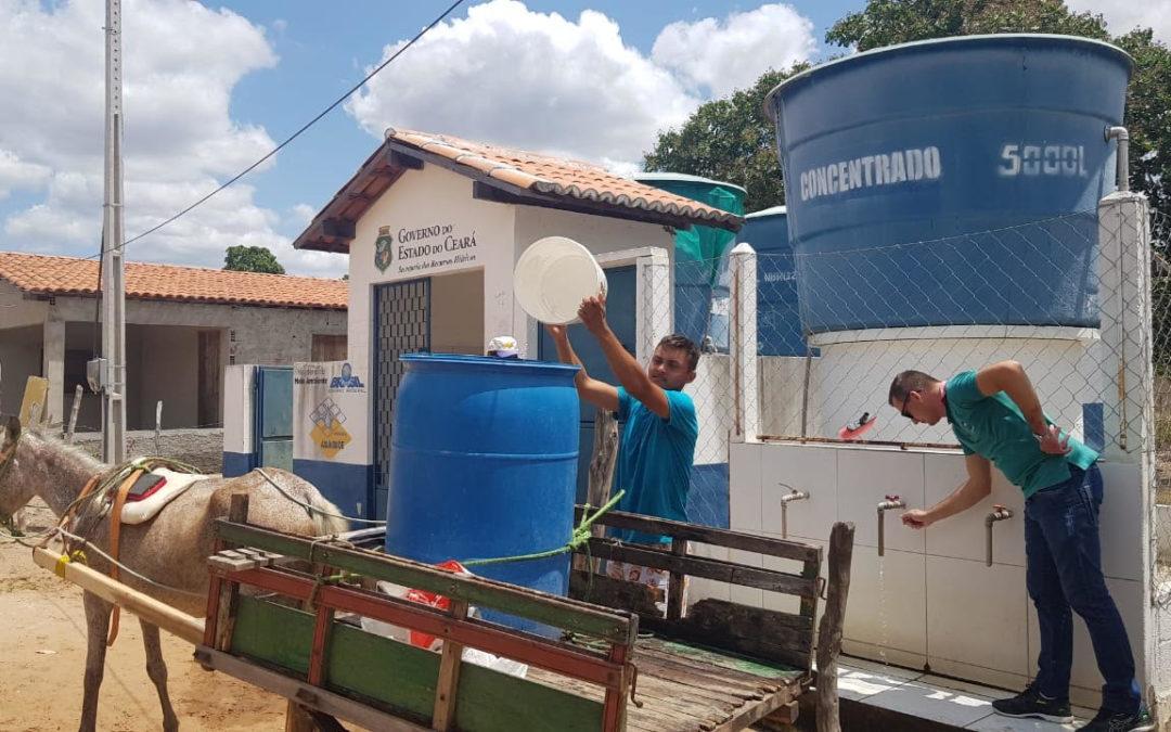 Programa Água Doce: por mais 12 meses no Ceará