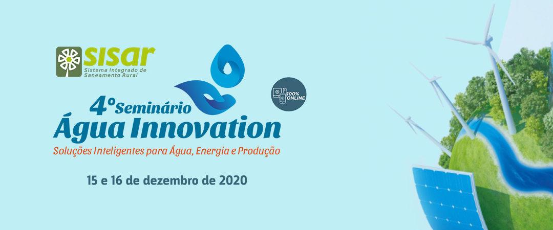 4º Seminário Água Innovation