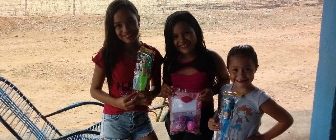 Sisar Acopiara realiza campanha de Natal